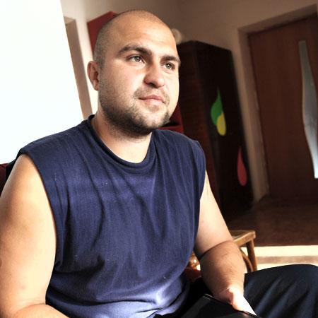 Андрею — 32. Он не колется уже 1,5 года