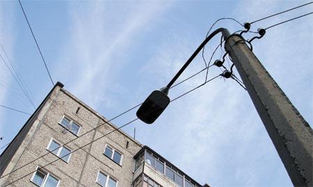 Предполагается, что свет на улицах Первоуральска будет гореть с 22 часов до часу ночи