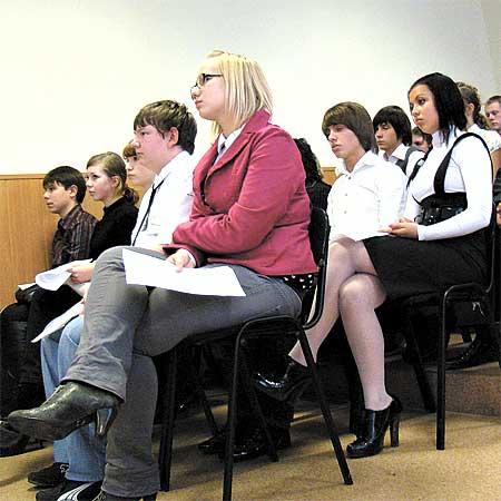 Во второй созыв первоуральской молодежной Думы вошли активисты школ и техникумов города.