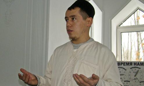 Акмаль-хазрат Мухтаров, имам Первоуральской мечети