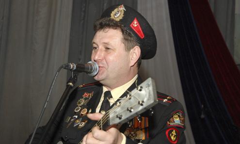 Игорь Крещенок