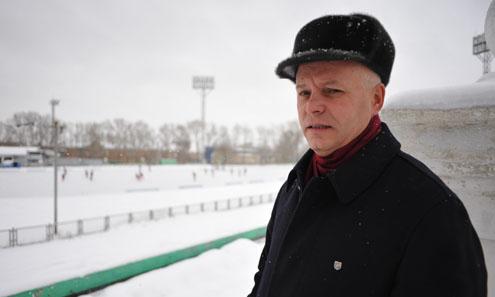"Директор ДЮЦ ""Старт"" Александр Люлинский"