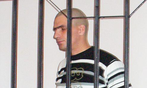 Тимофей Ефанов прикидывался милиционером