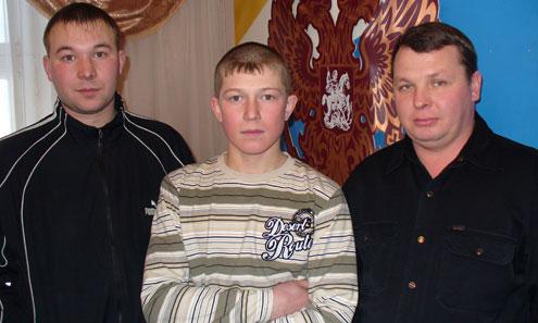 Вячеслав Сюкосев, Иван Ардашев и Владимир Сибиряков считают, что поступили так, как на их месте поступил бы каждый