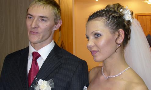 Иван и Наталья Теплых