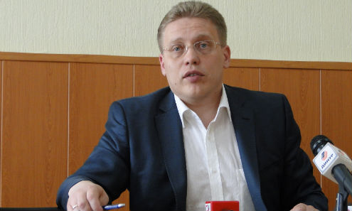 Юрий Переверзев Фото из архива редакции