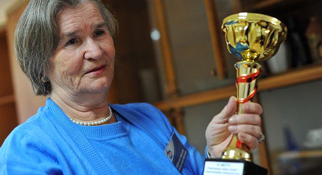 Галина Мансурова, председатель правления первоуралького общества инвалидов Фото из архива редакции