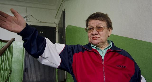Людмила Калинина  Фото из архива редакции