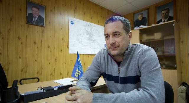 Александр Панасенко Фото из архива редакции
