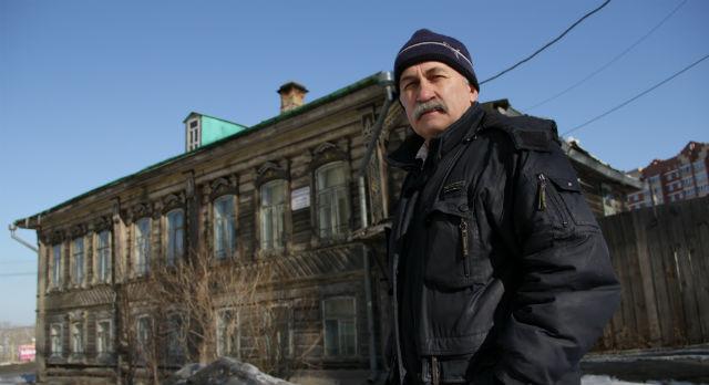 Сергей Саблин, руководитель Народного дома: усадьба внесена в реестр памятников архитектуры, охраняется государством, поэтому снос ее будет незаконным.