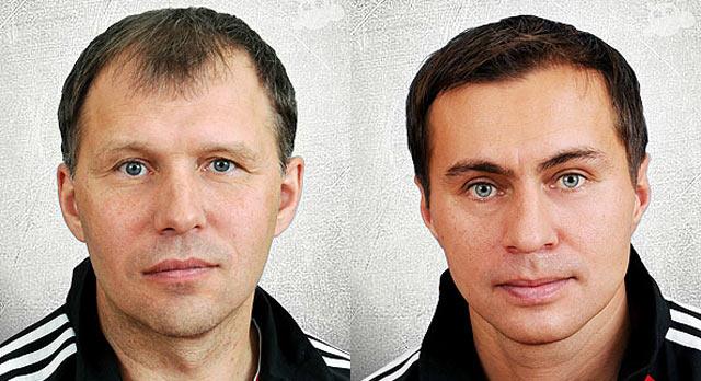Алексей Жеребков и Олег Хайдаров