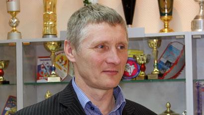 Валерий ВОРОБЬЕВ, руководитель первоуральской школы тхэквондо