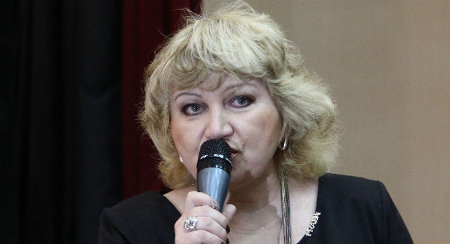 Татьяна Ржанникова