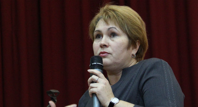 Нина Журавлева