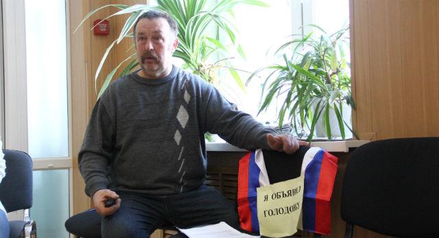 Владимир Терехов не отступил от своих принципов и отстоял свое удостоверение помощника депутата.