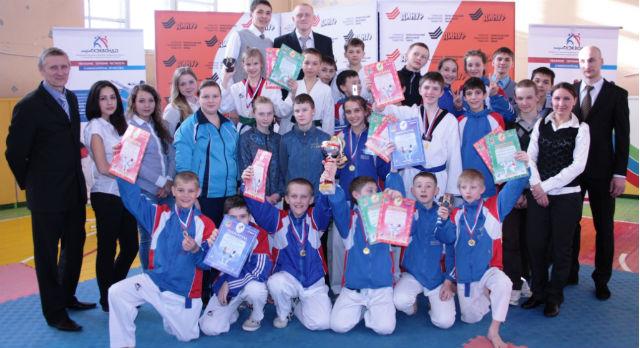 В Первоуральске прошел этап городского кубка по тхэквондо ...