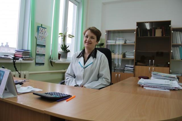 Заведующая поликлиникой гобольницы №2 Ирина Булатова говорит, что в кабинете доврачебной практики будут вести прием только самые квалифицированные фельдшеры.