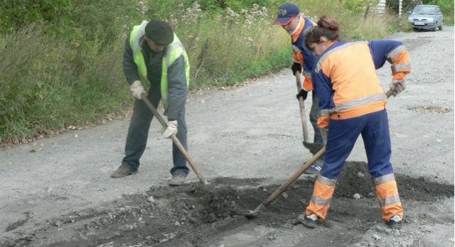 В этом году в Первоуральске займутся ремонтом придворовых территорий.