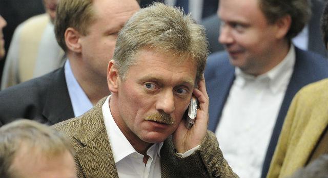 Дмитрий Песков. Фото с сайта http://www.ridus.ru/