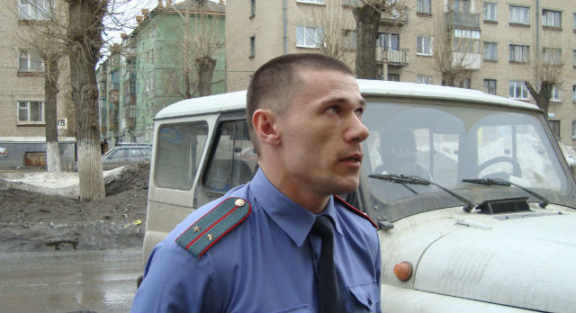 Сергей Шистеров в повседневной жизни очень занят, поэтому у него было лишь несколько минут, чтобы пообщаться с нами.