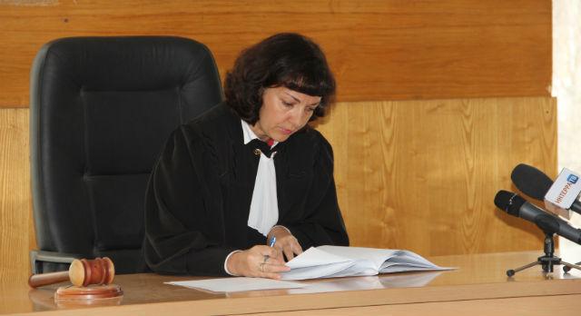 Судья Ольга Рудковская