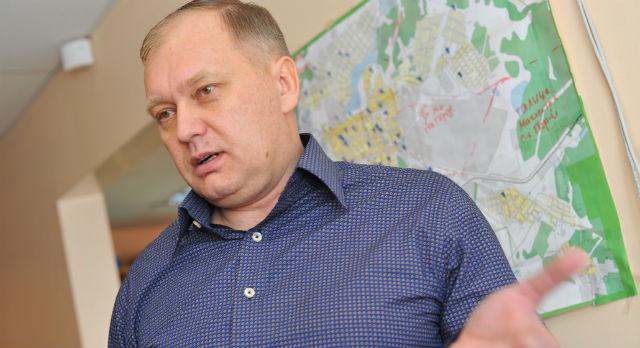 Сергей Суслов, депутат Фото из архива редакции