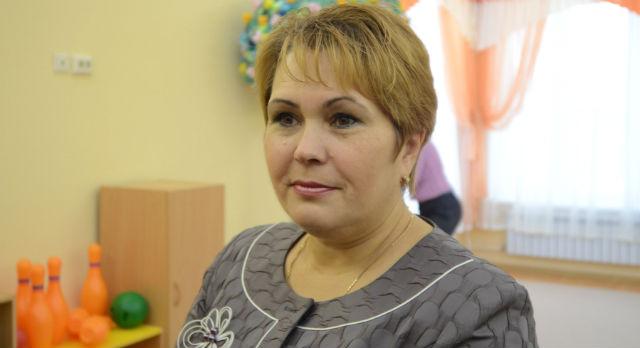 Нина Журавлева, начальник управления образования Первоуральска с 2007 года.
