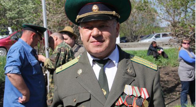 Виктор Редкин