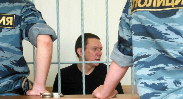 Евгению Хафизову за убийство человека светит срок от 5 до 15 лет