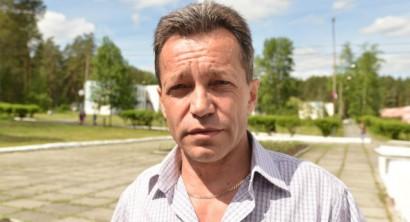 Директор лагеря Юрий Туруткин