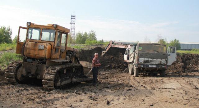 Отходы очистных — ил — вывозится ежедневно на карьер СУМЗа и свалку Ревды.