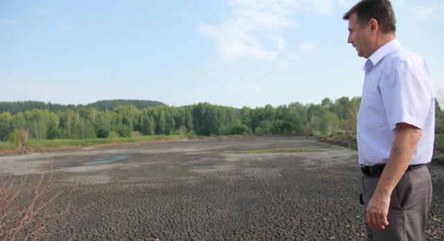 Иловая площадка — это те отходы, что остаются от очистки канализационных стоков.
