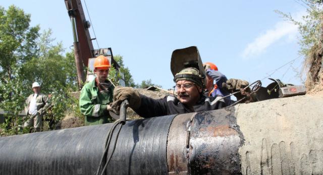 """В прошлом году """"Уральские газовые сети"""" проводили также масштабный ремонт. Тогда без газа сидело порядка 5000 тысяч абонентов и 21 предприятие."""