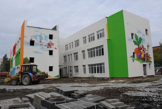 """Детский сад """"Золотой петушок"""" в Среднеуральске. Сдан в эксплуатацию в ноябре 2012 года"""