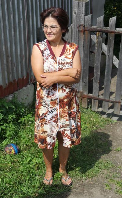 Библиотекарь Светлана Ахметшина