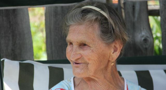 Баба Груня