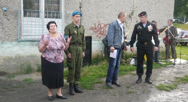 Зинаида Якупова, мама погибшего воина
