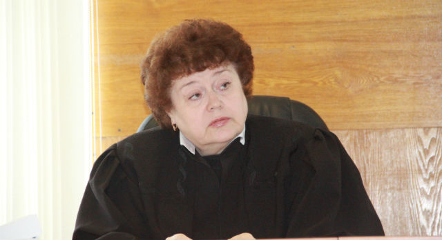 Судья Елена Карапетян
