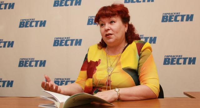 Нина Акифьева, доцент УрФУ, кандидат исторических наук