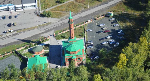 Первоуральская соборная мечеть