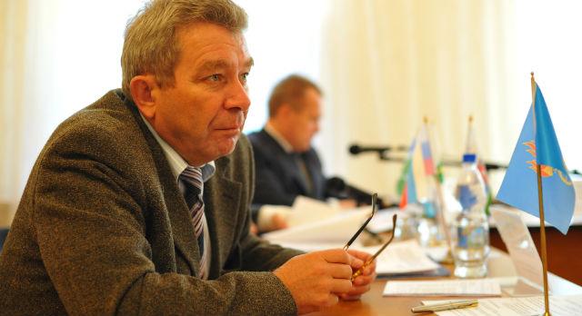 Виталий Вольф, глава Первоуральска с 2000 по 2008 год.