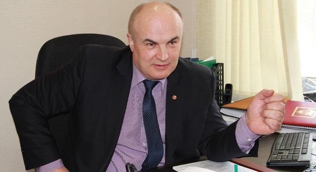Николай Козлов, глава городского округа Первоуральск Фото из архива редакции