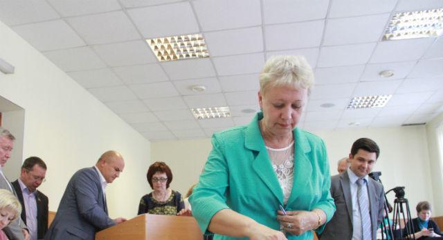 Галина Селькова