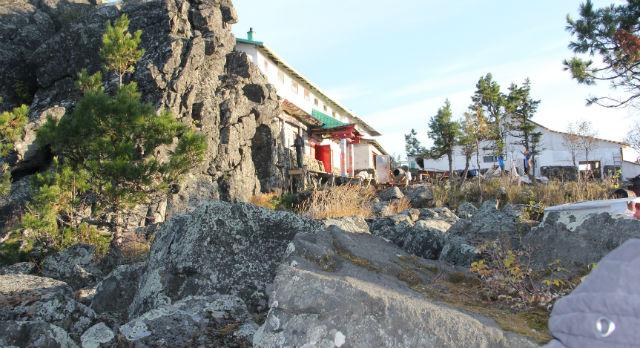 Монастырь Шад-Тчуп-Линг
