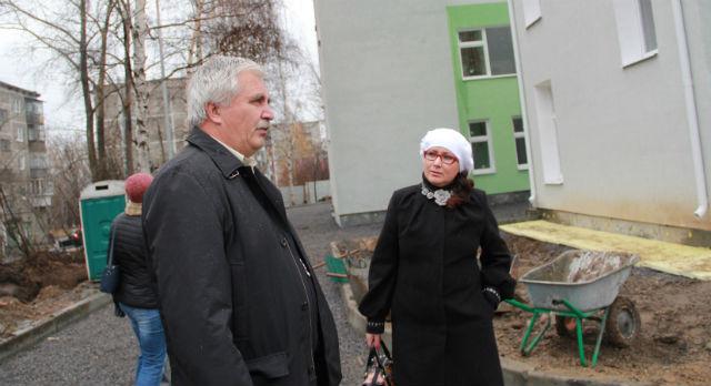 Николай Трифонов и Гульназ Закирова