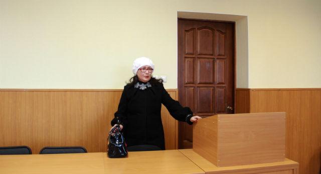 Гульназ Закирова на мероприятие опоздала. Но уверена, что ее мнение все равно мало кому интересно.