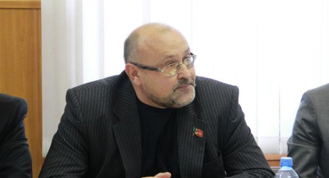 Владимир Плюснин, экс-директор экологического фонда