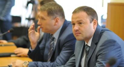Вадим Чертищев и Владислав Пунин