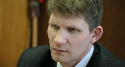 Константин Болышев, бывший заместитель главы администрации по строительству и благоустройству Фото из архива редакции