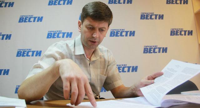 Константин Коротаев убежден: ТИК действовала по закону.